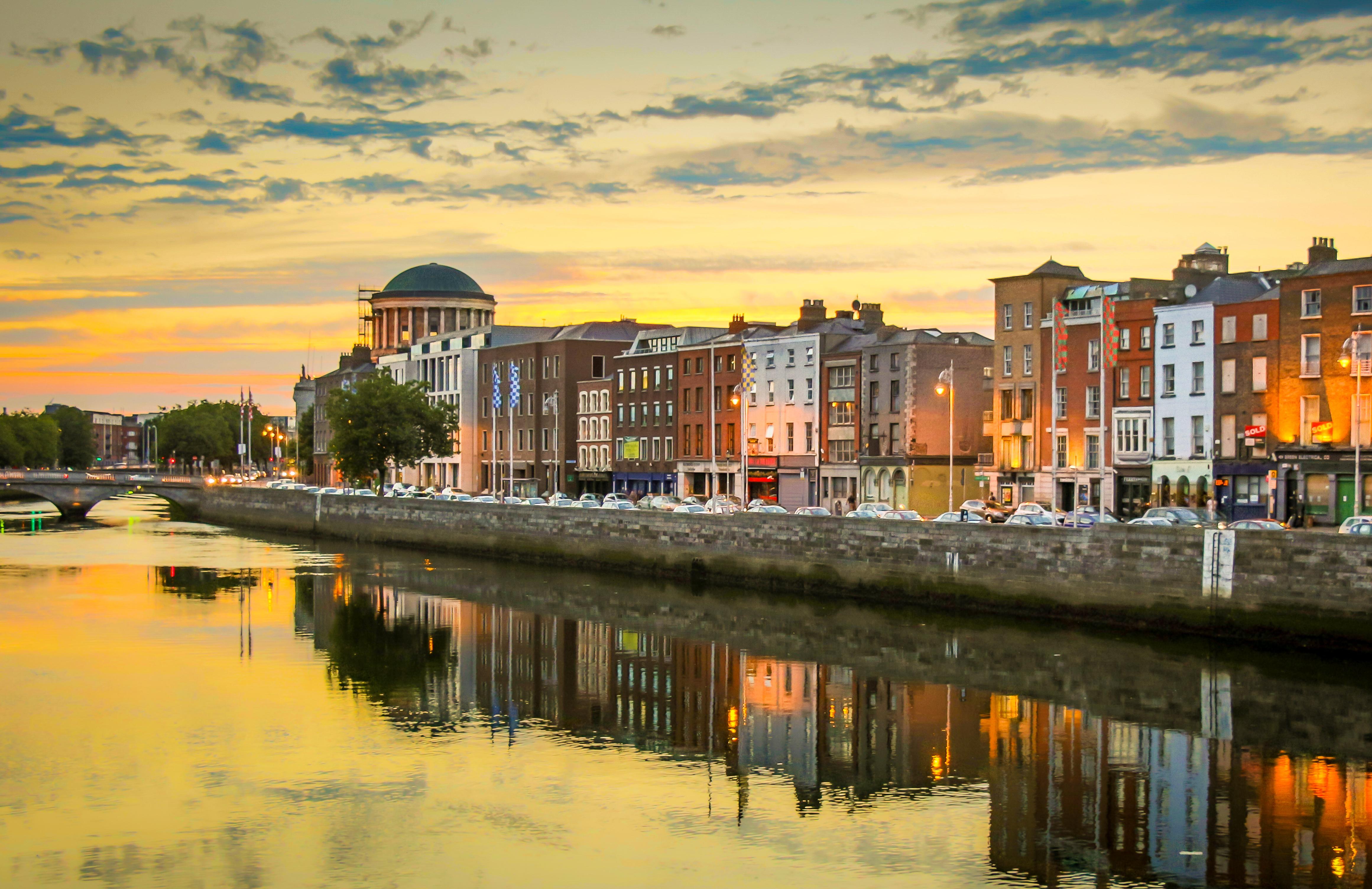 Dublin : une découverte inattendue !