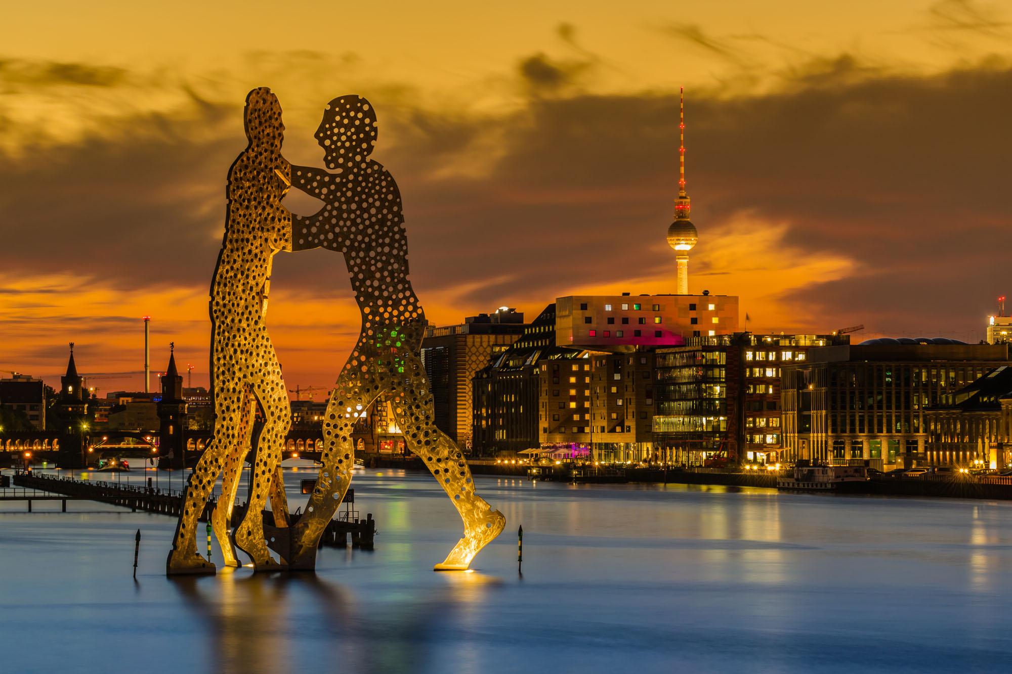 Berlin : capitale aux milles facettes