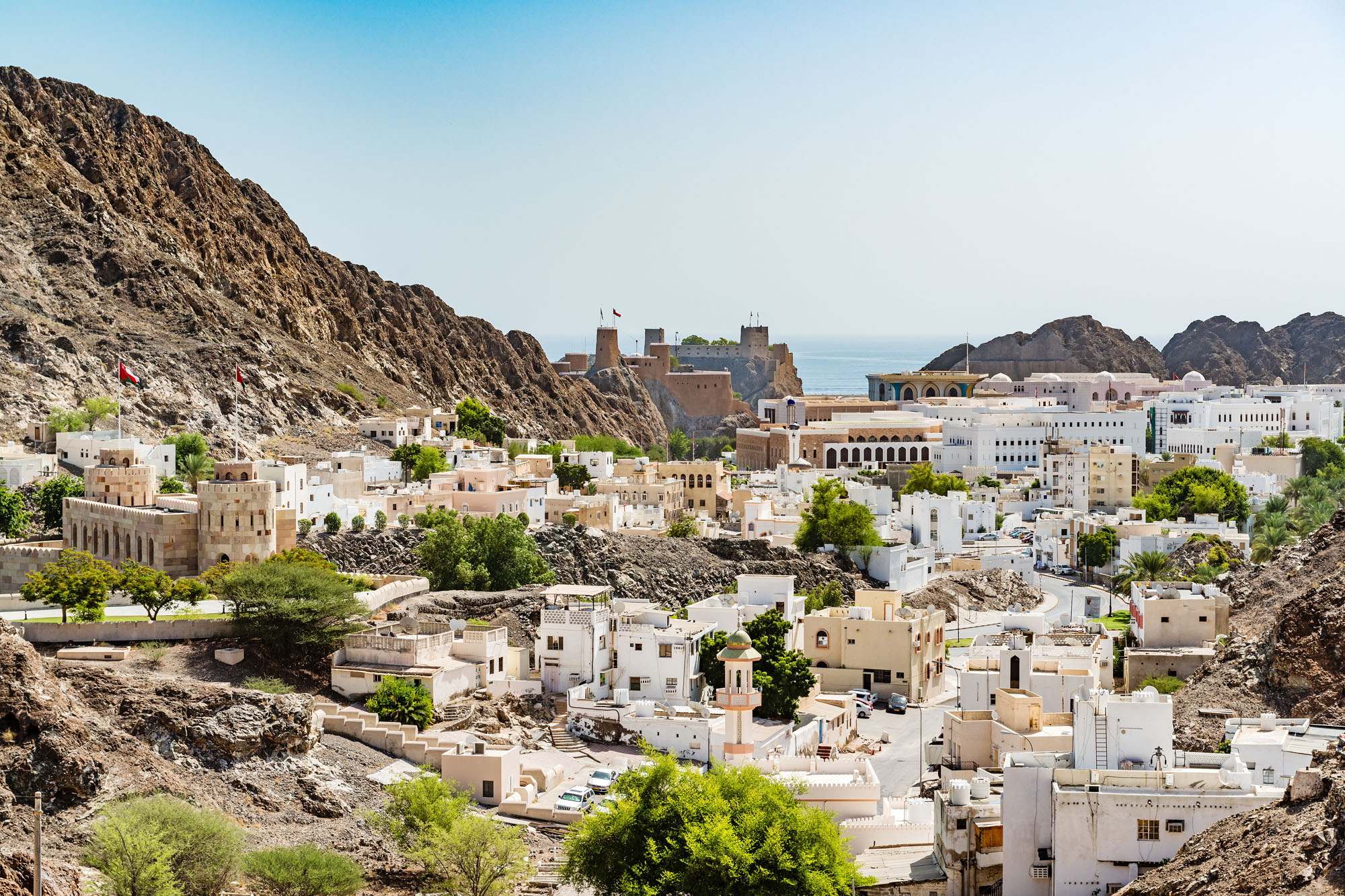 Oman : Les Mille et une Nuits