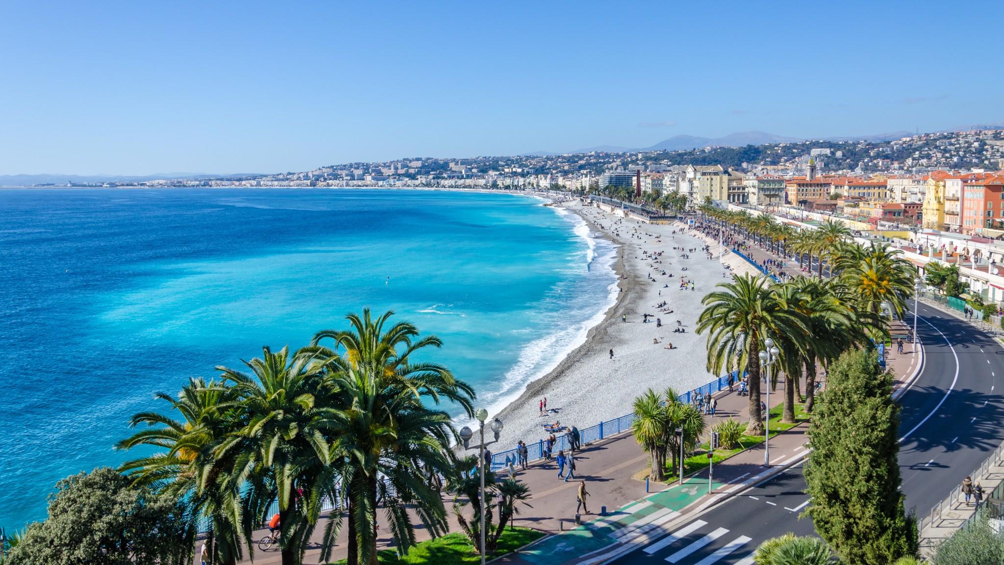 Côte d'azur : la FRENCH RIVIERA